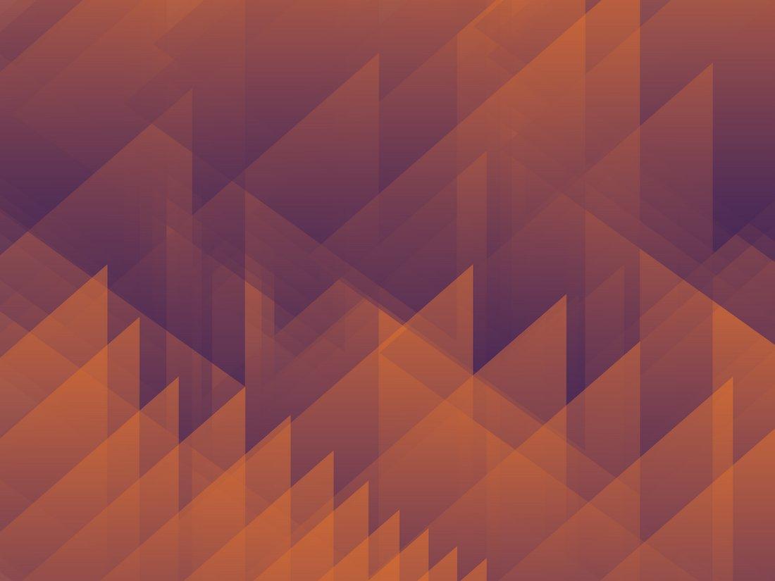 Free Minimal Polygonal Texture