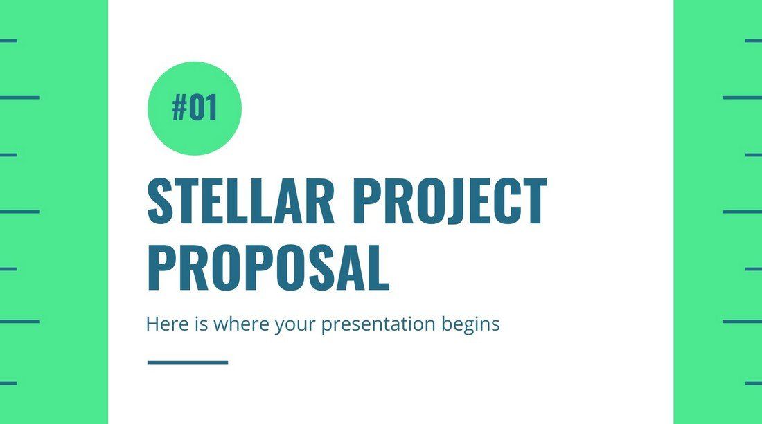 Free Project Proposal Google Slides Template