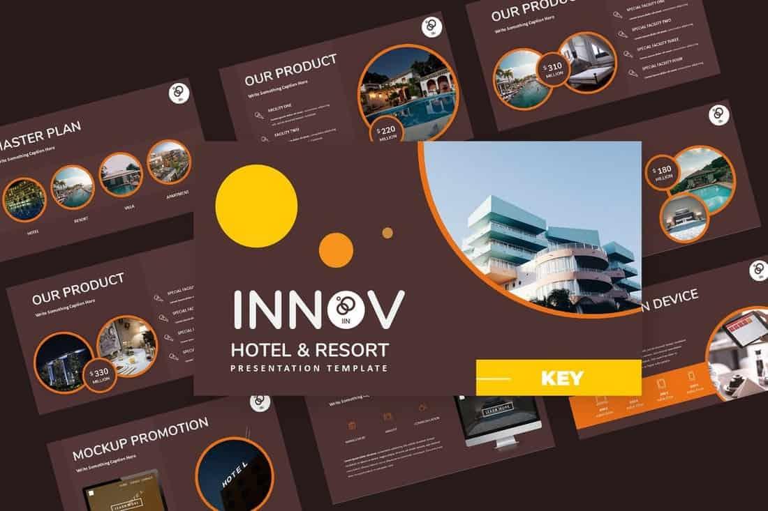 Innov - Hotel & Resort Keynote Presentation