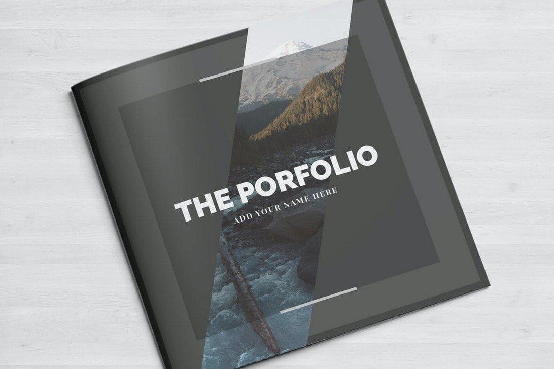 Multipurpose Portfolio Affinity Publisher Template