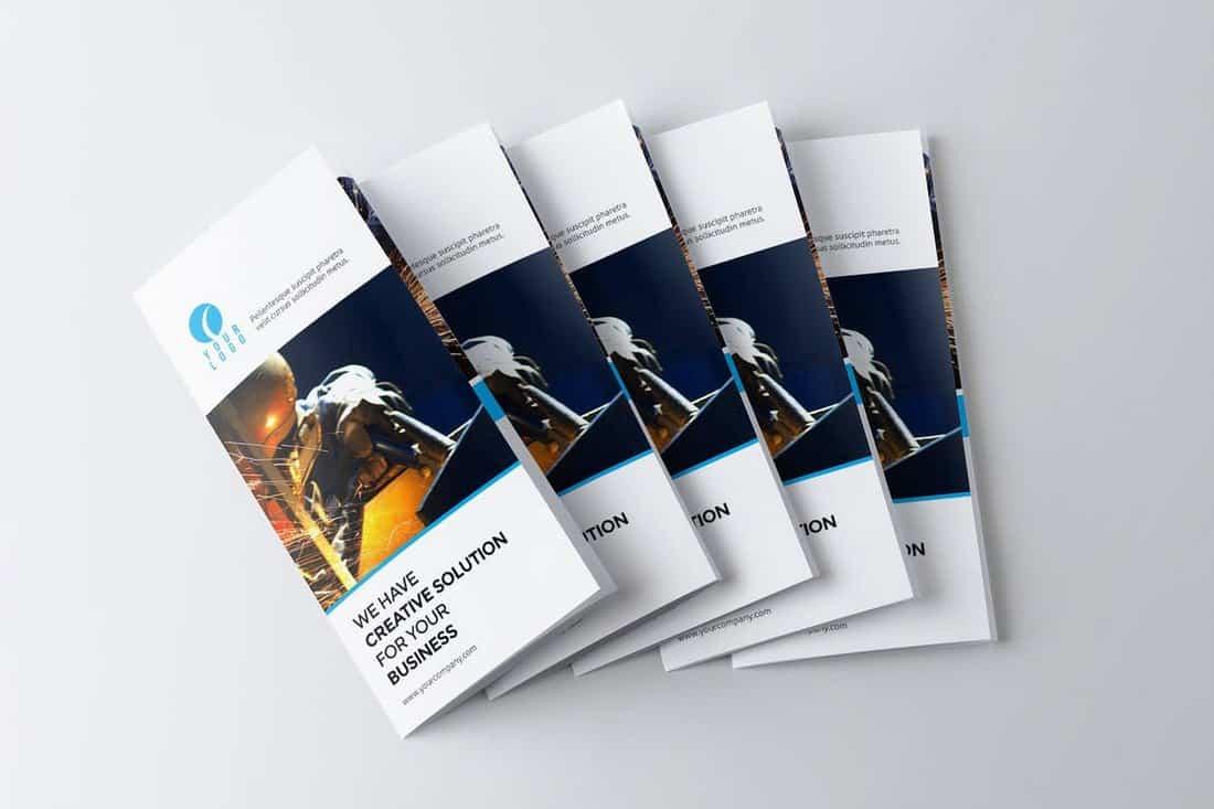 Trifold - Multipurpose Corporate Brochure