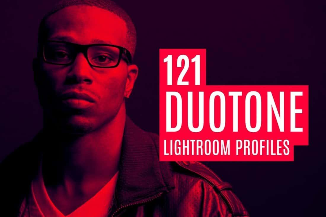 121 Duotone Lightroom Profiles