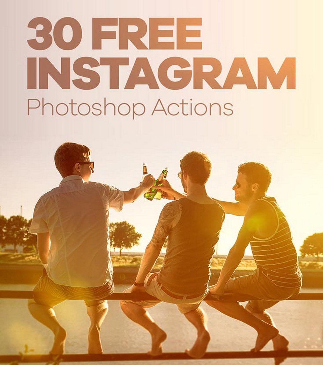 30 Free Instagram Photoshop Filters Actions