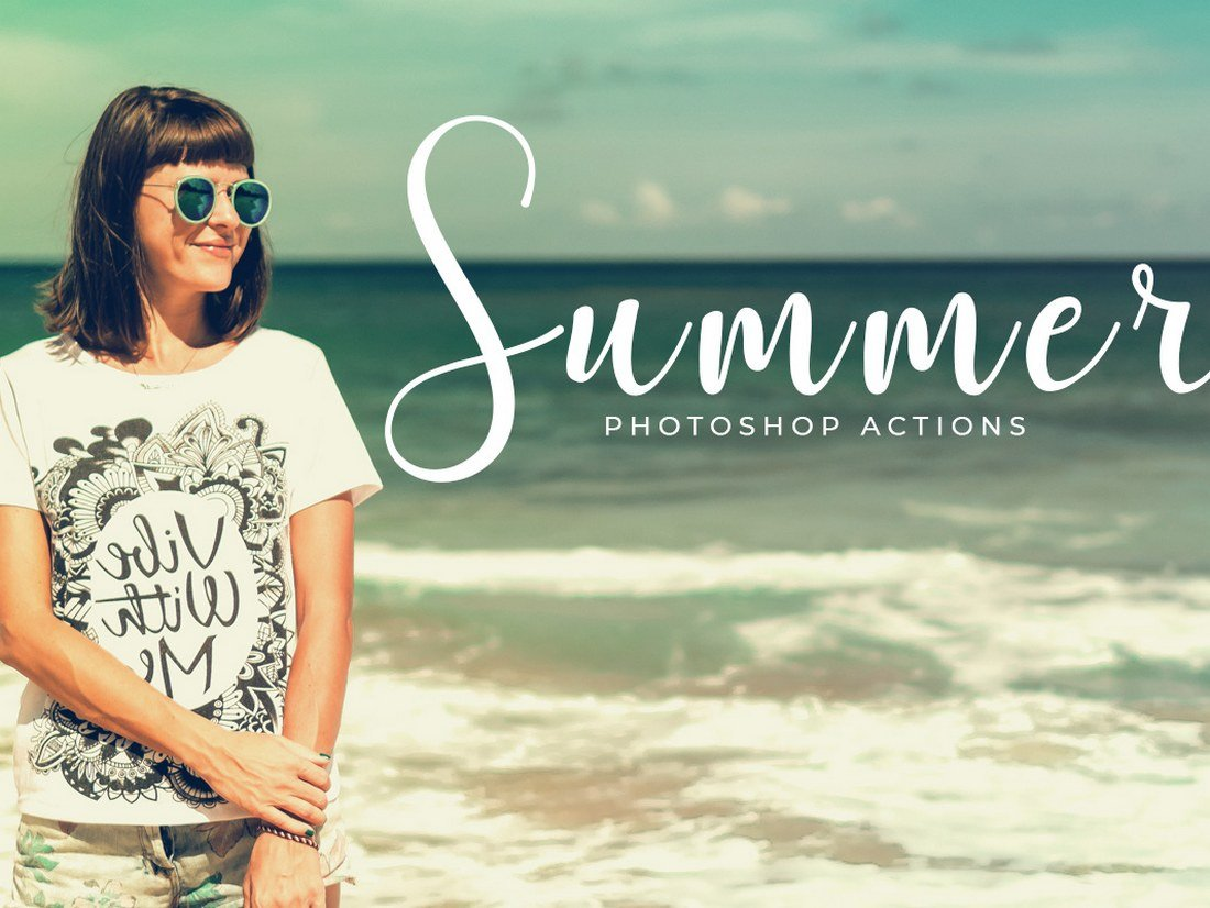 50 Free Summer Photoshop Instagram Filters Actions