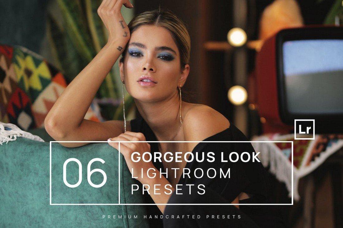 6 Gorgeous Look VSCO Lightroom Presets