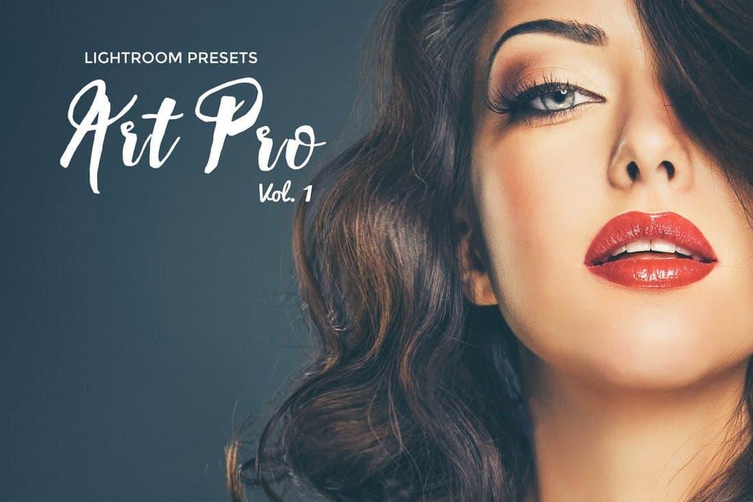 Art Pro Premium Lightroom Presets