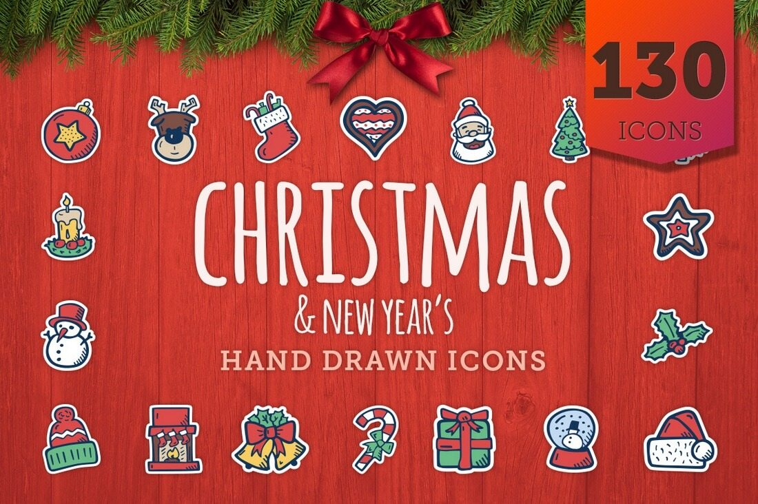 christmas-new-years-icons