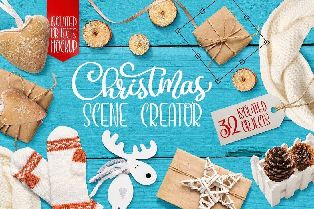 Christmas Scene Creator