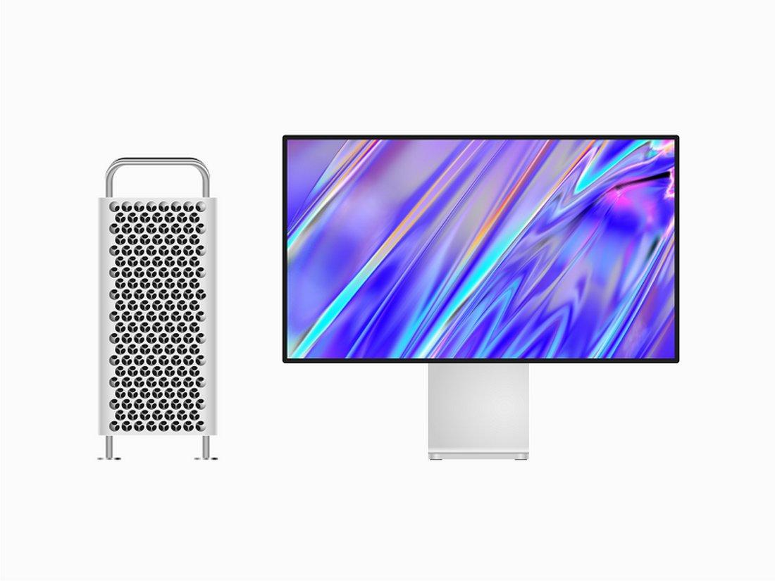 Free Mac Pro Mockup 2019