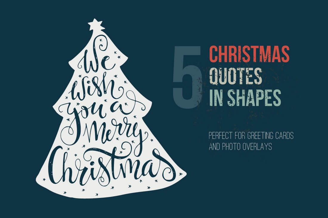 handdrawn-christmas-quotes-in-shapes