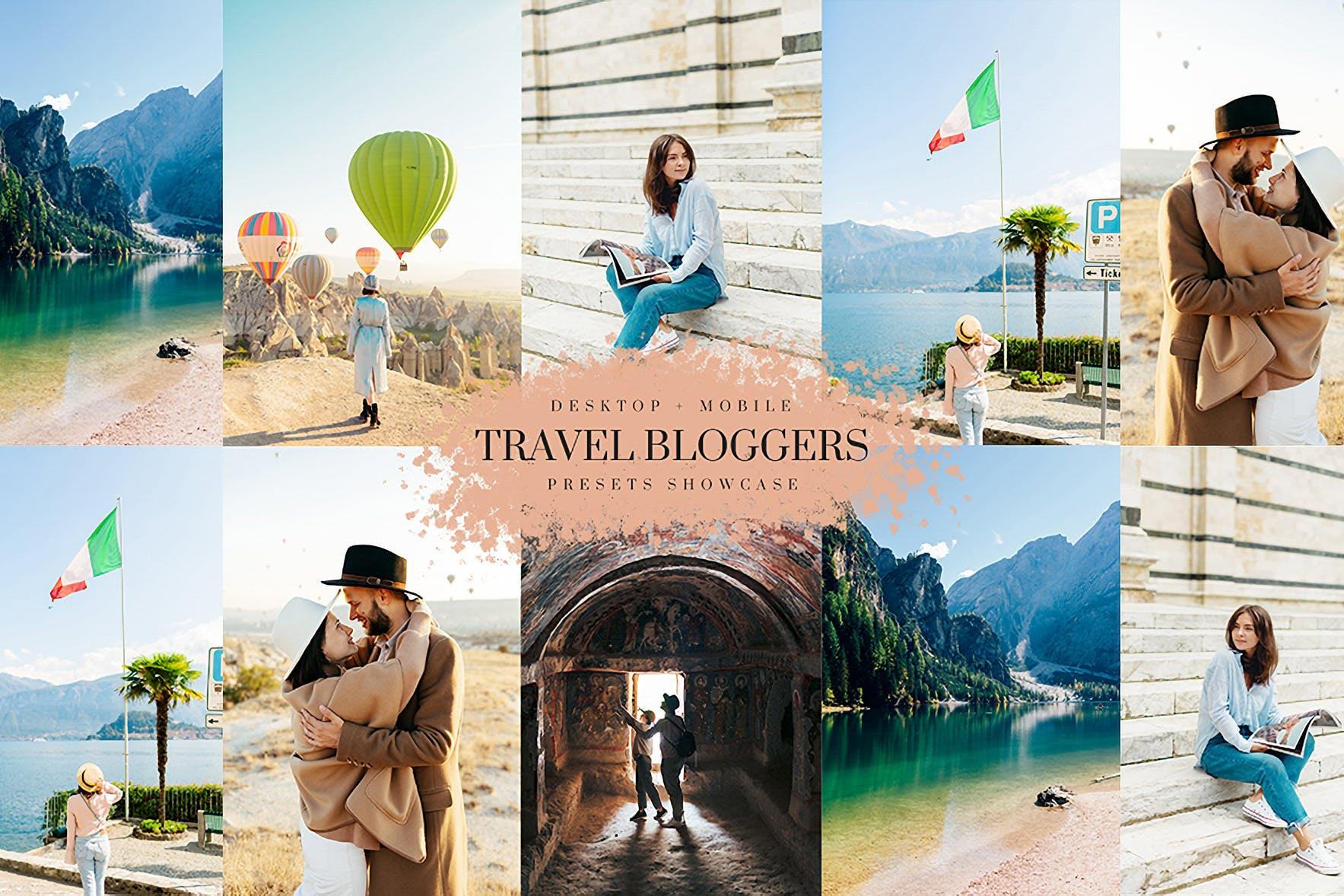Instagram Presets for Travel Bloggers