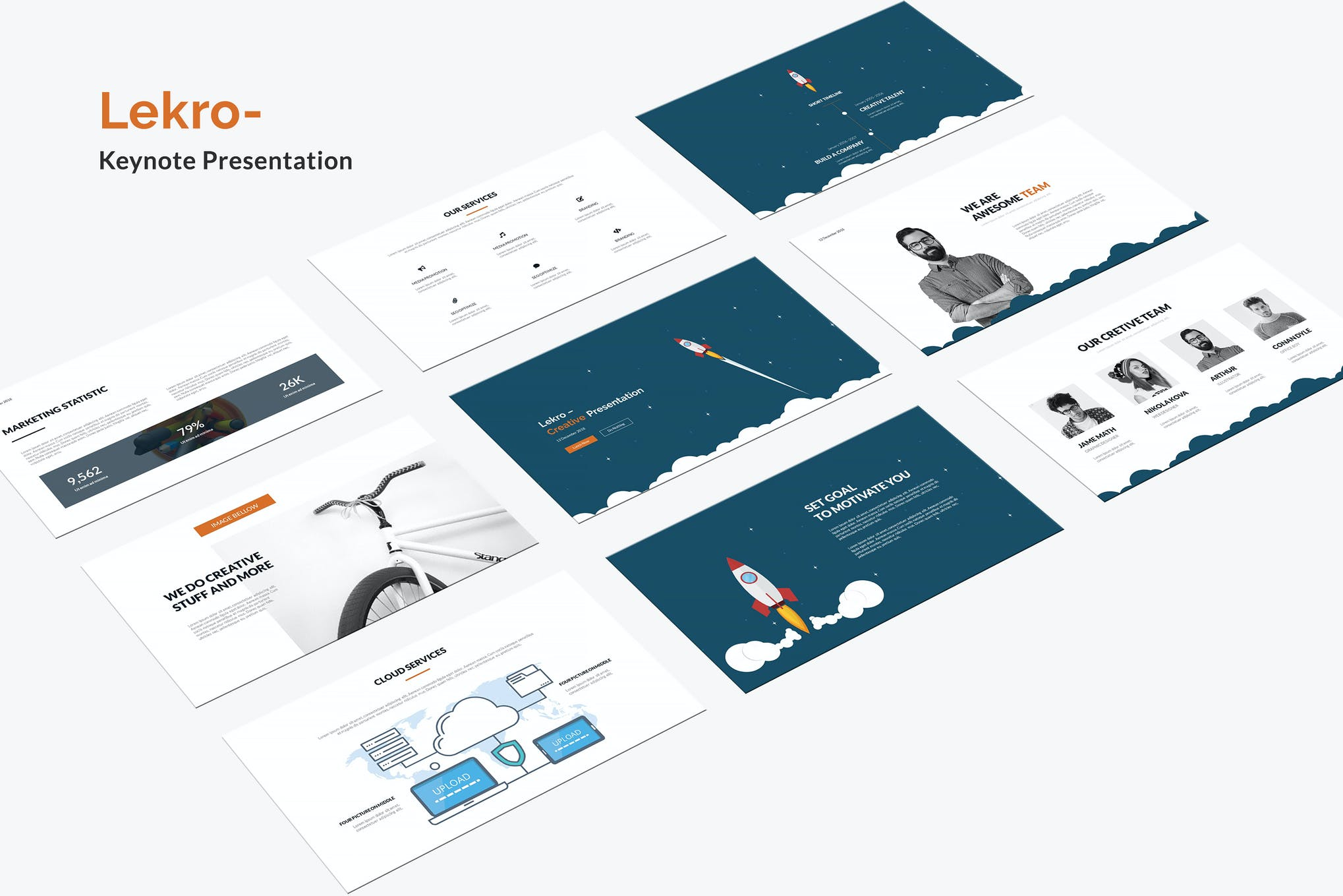Lekro Keynote Presentation