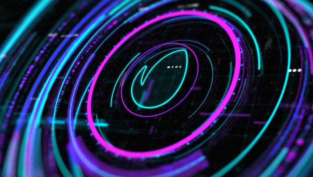 Sci-Fi HUD Intro After Effects Template
