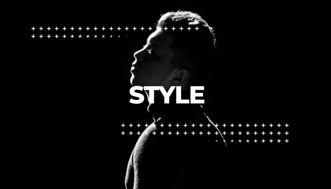 Stylish Stomp Opener After Effects Intro Template