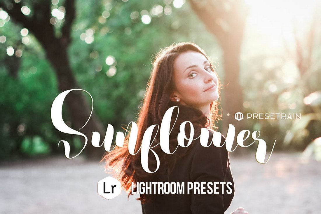 Sunflower Lightroom Presets