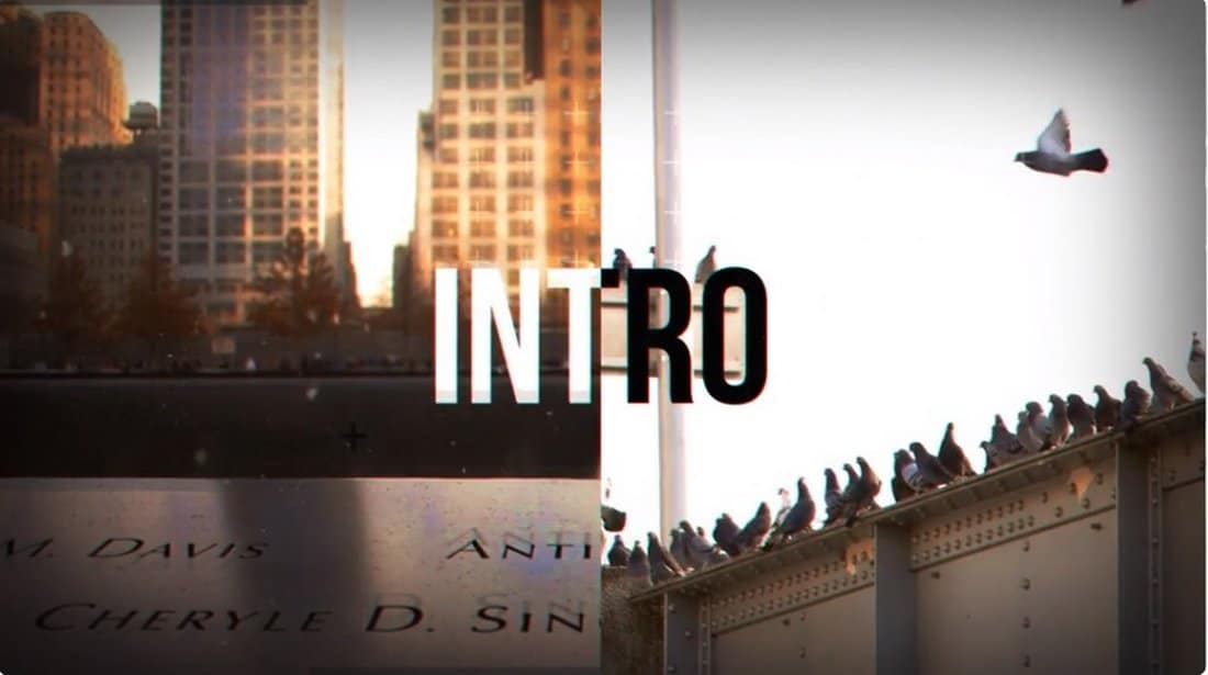 Urban Intro Opener After Effects Template