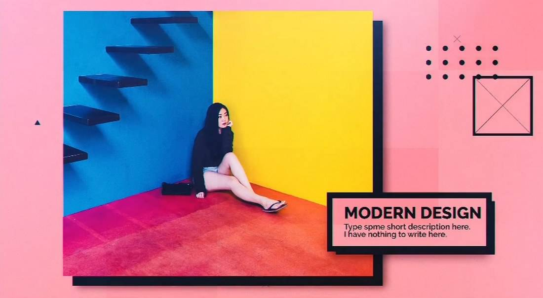 bold slideshow-adobe-after-effects-template