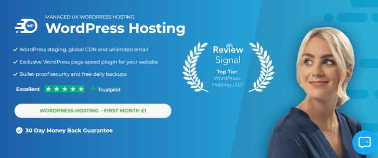 20i - WordPress Hosting.
