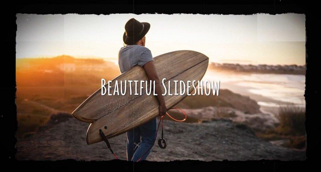 Beautiful Slideshow - Free Final Cut Pro Template