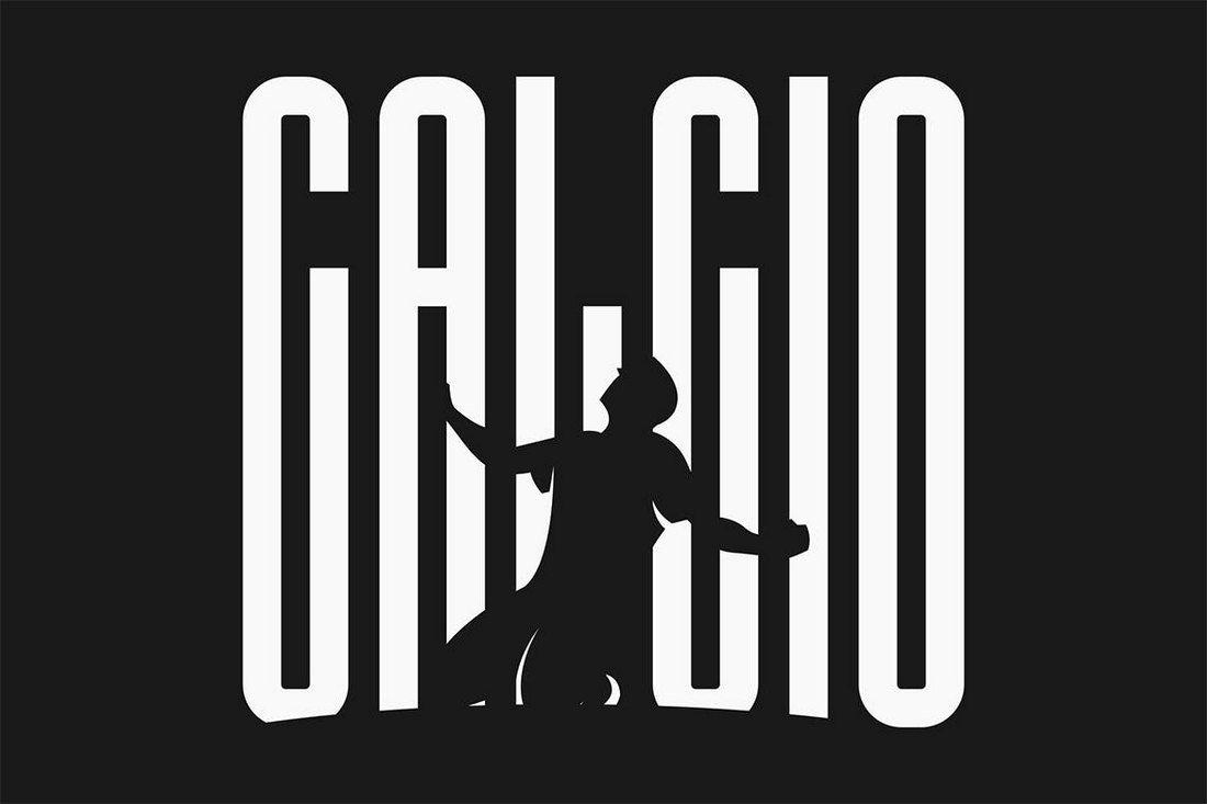 Calcio - Ultra Condensed Font