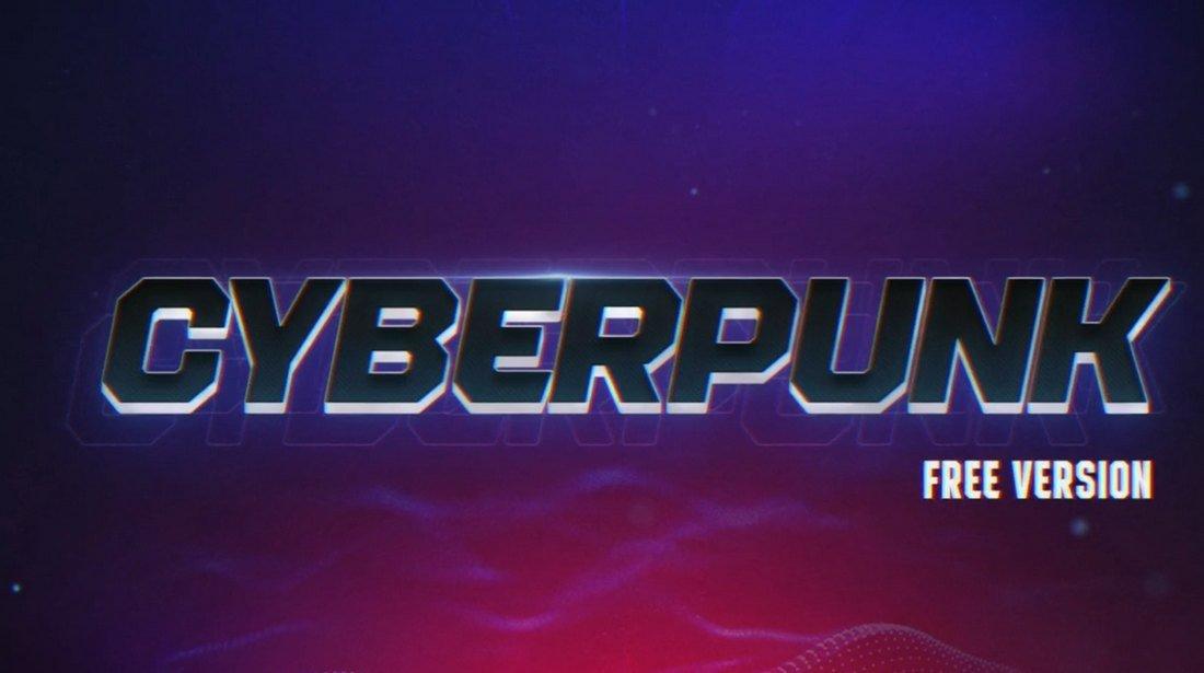 Cyberpunk Effects - Free Final Cut Pro Template