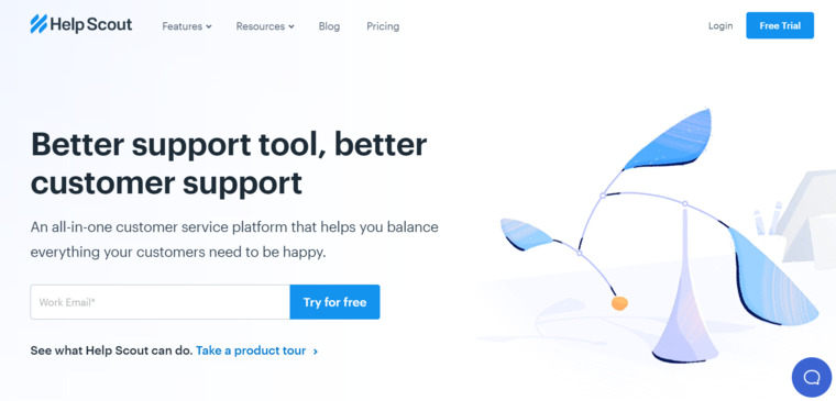 HelpScout plugin.
