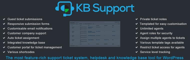 KB Support plugin.