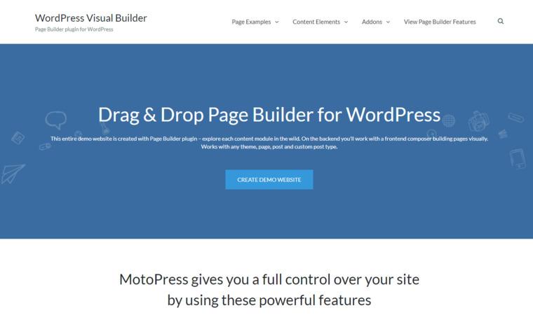 MotoPress plugins.