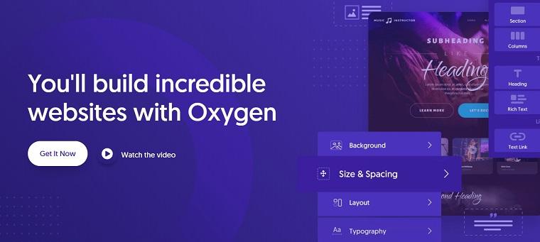 Oxygen Builder.