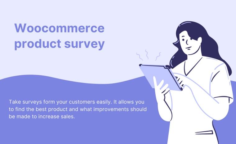 WC Product Survey plugin.